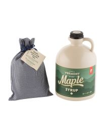 Pancake Mix with Maple Syrup