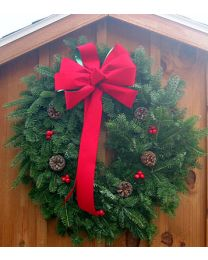 Barn Wreath