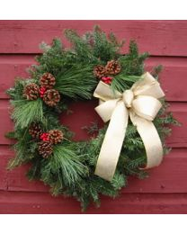 Forest Splendor Wreath