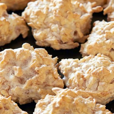 Maple Coconut Drop Cookies
